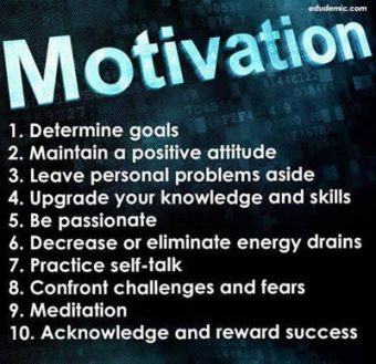 Self Motivation -Mel Robbins