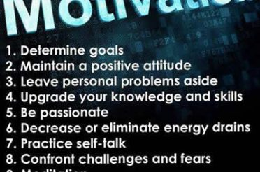 Self Motivation -Mel Robbins