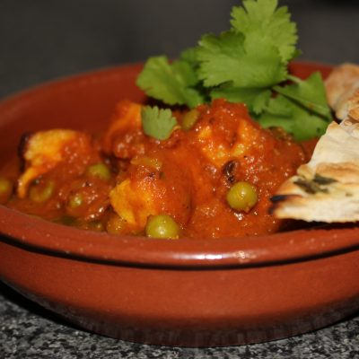 homemade veggy paneer