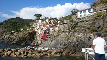 The Journey Cinque Terre -Day #12