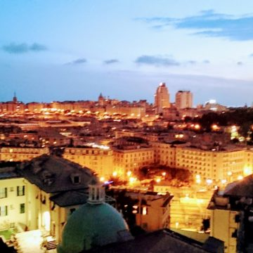 The Journey -Day #6 -Waking Up To A Better Day -Arriving in  Genoa