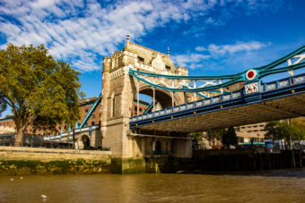 Travels with My Camera -London By The Riverside and Paddington 2020