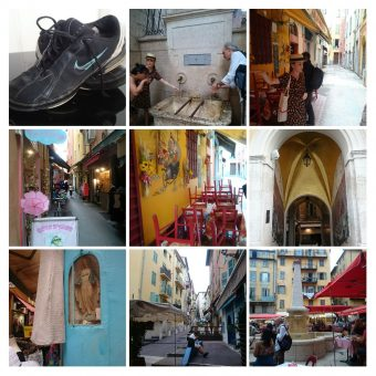 TRAVELS WITH MY CAMERA -FRANCE AND ITALY 2018- PHOTOGRAPTHY
