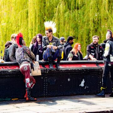 Travels With My Camera -London Uk -Camden Market 2021
